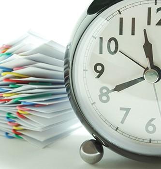 Quel est le temps de travail minimum d'une journée ?