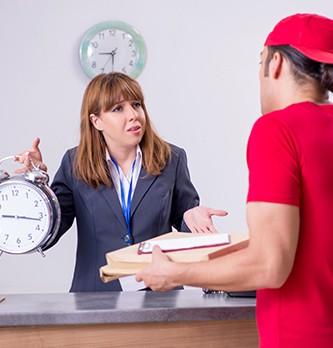 Comment résoudre un problème de non-respect des délais de livraison entre professionnels ?