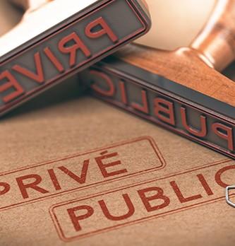 Quelle est la différence entre une entreprise privée et publique ?