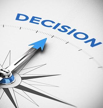 Quel est le processus d'aide à la décision en entreprise ?
