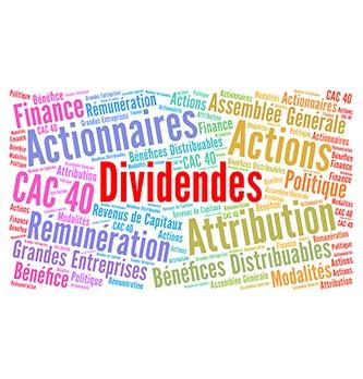 Comment effectuer une distribution de dividendes ?