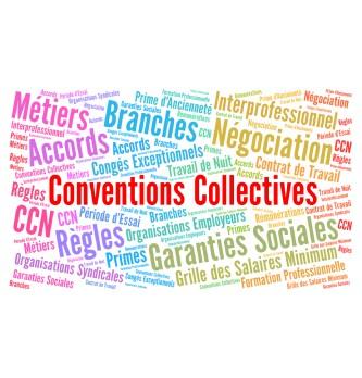 Quelle est la différence entre une convention collective et un accord collectif ?