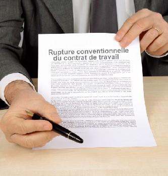 Comment faire une rupture contrat de travail ?