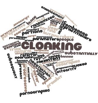 Qu'est-ce que le cloaking en SEO ?