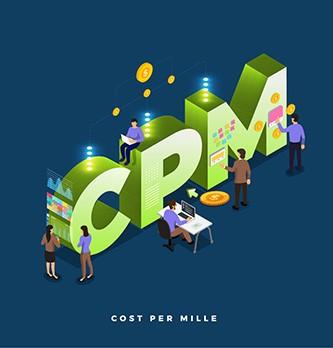 Qu'est-ce que le CPM (Coût pour mille impressions) ?