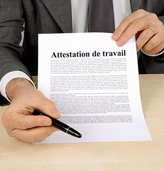 Quelle est la différence entre certificat de travail et attestation de travail ?