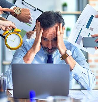 Comment surmonter le stress au travail ?