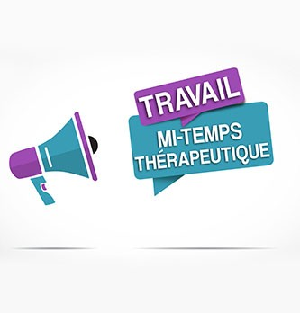 Mi-temps thérapeutique : démarches, indemnisation, horaire.