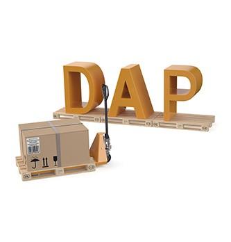 Qu'est-ce que l'incoterm DAP ?