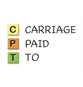 Qu'est-ce que l'incoterm CPT ?