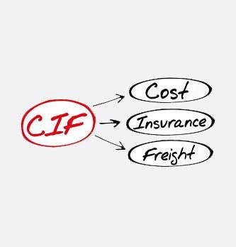 Qu'est-ce que l'incoterm CIF ?
