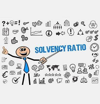 Comment calculer le ratio de solvabilité ?