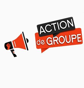 Comment fonctionne une action de groupe ?