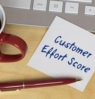 Comment mesurer le Customer effort score ?