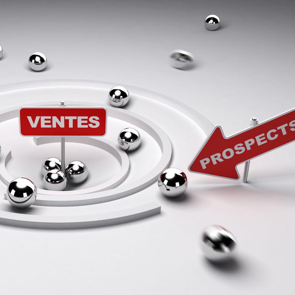 La prospection commerciale est indispensable pour trouver de nouveaux clients.