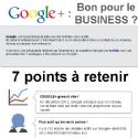 Google+ bon pour le business ?