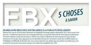 Facebook Exchange : les 5 informations-clés