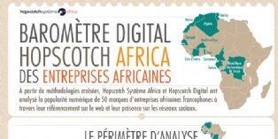 Les entreprises africaines encore peu visibles sur Internet