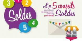 5 conseils pour réussir ses campagnes d'e-mailing