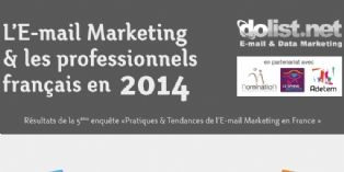 E-mail marketing : qu'en pensent les professionnels?