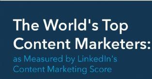 [Infographie] Les 10 marques les plus influentes sur Linkedin