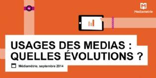 Médiamétrie : les contacts médias ont plus que doublé en dix ans sur les 15-24 ans
