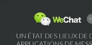 WhatsApp et WeChat : état des lieux