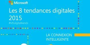 [Infographie] Les 8 tendances du digital en 2015