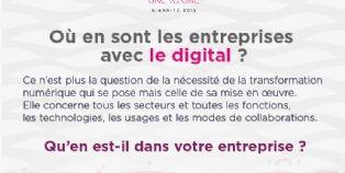 Quels sont les moteurs et les freins à la digitalisation des entreprises ?