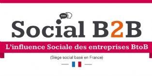 Réseaux sociaux : comment se positionnent les entreprises dans le B to B?