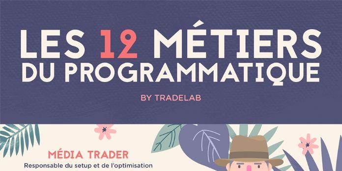 Les 12 métiers du programmatique
