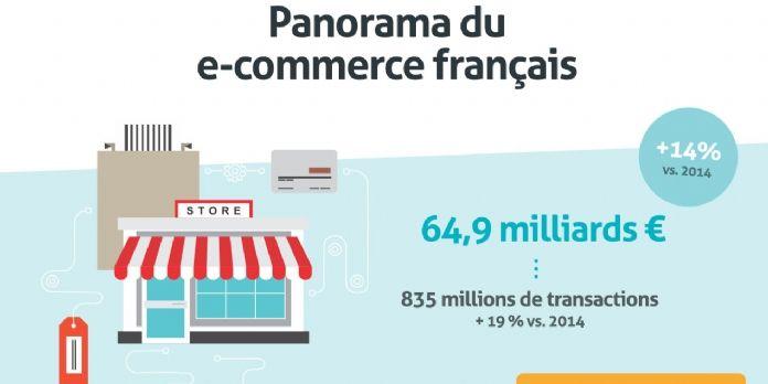 """""""Le salon E-commerce a reçu entre 25 000 et 30 000 visiteurs cette année"""""""