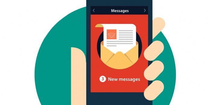 Le mail s'impose dans la relation clients