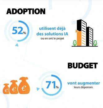 Les entreprises françaises sont-elles mûres pour l'intelligence artificielle ?