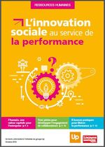 Couverture livre blanc L'innovation sociale au service de la performance