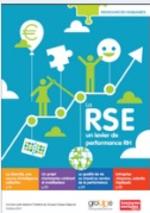 Couverture livre blanc La RSE : un levier de performance RH