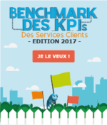 Couverture Benchmark des KPIs des Services Clients 2017