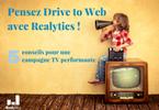 Couverture 5 conseils pour une campagne TV performante !