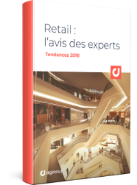 Couverture Ebook Retail : L'avis des Experts - Tendances 2018