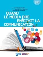 Couverture La transformation des stratégies de communication B2B