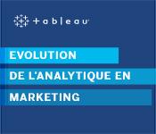 Couverture livre blanc Évolution de l'analytique en marketing : à quel point votre structure s'appuie-t-elle sur les données ?