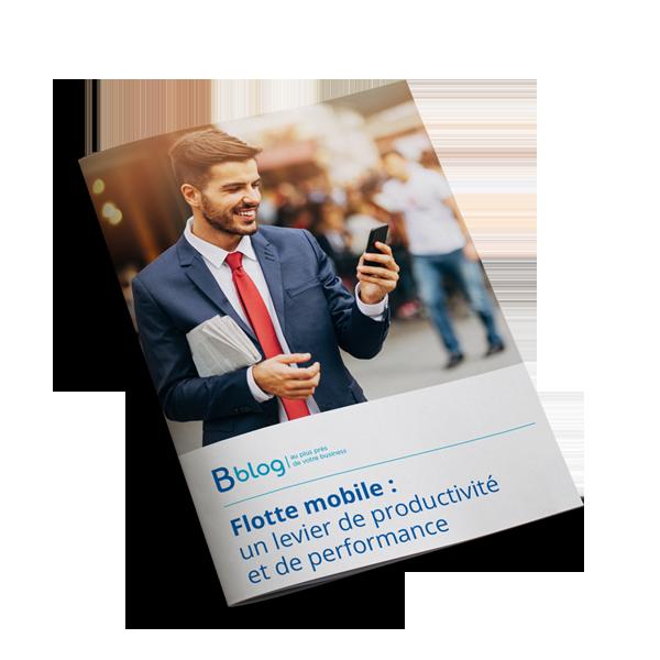 Couverture livre blanc Flotte mobile : un levier de productivité et de performance