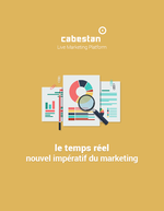 Couverture Le temps réel, nouvel impératif du marketing