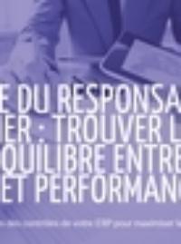 Couverture livre blanc Le guide du responsable financier : trouver le juste équilibre entre risque et performance