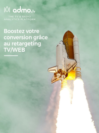 Couverture livre blanc Boostez votre conversion grâce au retargeting TV/Web