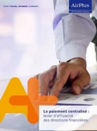Couverture livre blanc Le paiement centralisé : l'atout au sein de votre direction financière