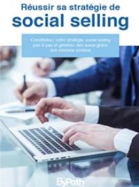 Couverture livre blanc Réussir sa stratégie de social selling