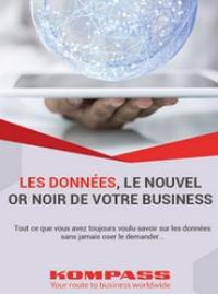 Couverture livre blanc Comment alimenter vos commerciaux en leads qualifiés grâce aux données ?