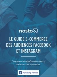 Couverture Le guide des audiences Facebook et Instagram