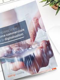 Couverture livre blanc Un livre blanc pour réussir la transformation numérique de vos commerciaux